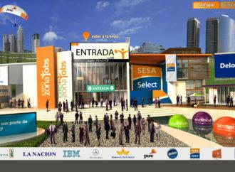 Empezó la ExpoZonaJobs, la feria virtual de empleos más importante