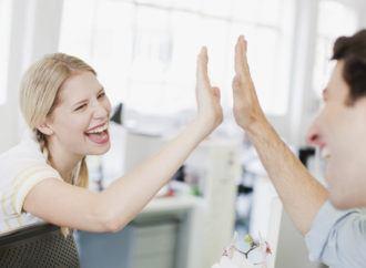¿Por qué ayuda tener un 'buen' amigo en el trabajo?