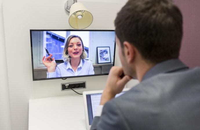Preparate para una entrevista virtual