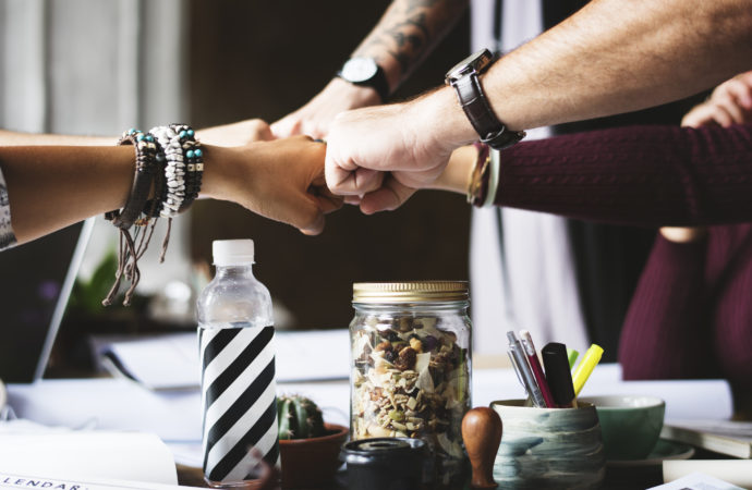 Entornos colaborativos: una nueva forma de trabajar en equipo